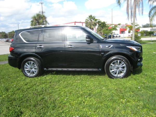 Used 2020 INFINITI QX80 Luxe | Miami, FL n54
