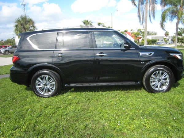 Used 2020 INFINITI QX80 Luxe | Miami, FL n57