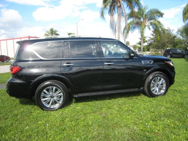 Used 2020 INFINITI QX80 Luxe | Miami, FL n9
