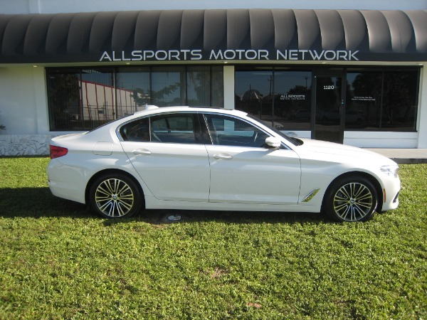 Used 2020 BMW 5 Series 530i   Miami, FL n12