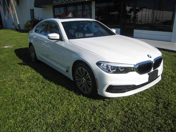 Used 2020 BMW 5 Series 530i   Miami, FL n14
