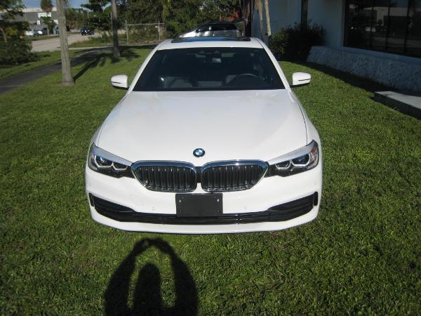Used 2020 BMW 5 Series 530i   Miami, FL n15