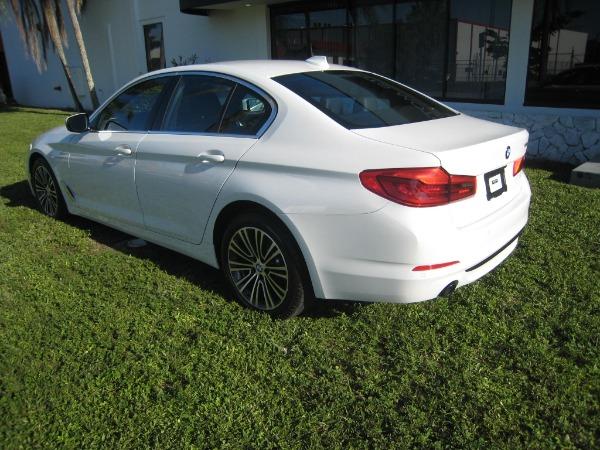 Used 2020 BMW 5 Series 530i   Miami, FL n17
