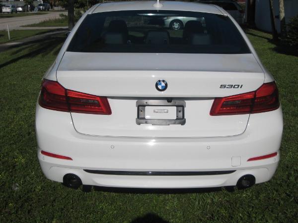 Used 2020 BMW 5 Series 530i   Miami, FL n18