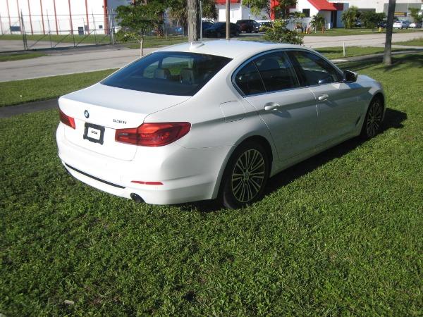 Used 2020 BMW 5 Series 530i   Miami, FL n19