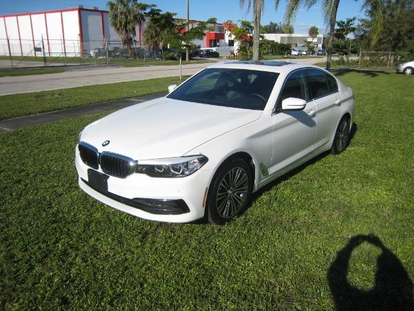 Used 2020 BMW 5 Series 530i   Miami, FL n2
