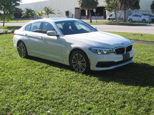 Used 2020 BMW 5 Series 530i   Miami, FL n27