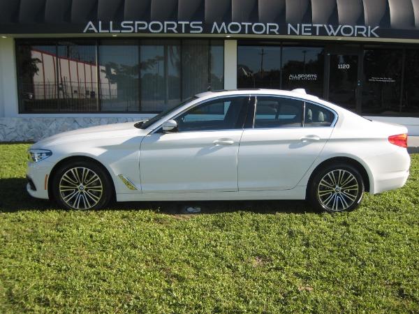Used 2020 BMW 5 Series 530i   Miami, FL n28