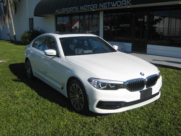 Used 2020 BMW 5 Series 530i   Miami, FL n4