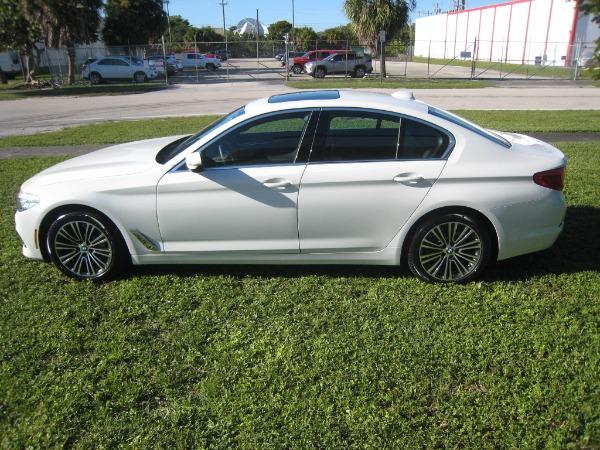 Used 2020 BMW 5 Series 530i   Miami, FL n9
