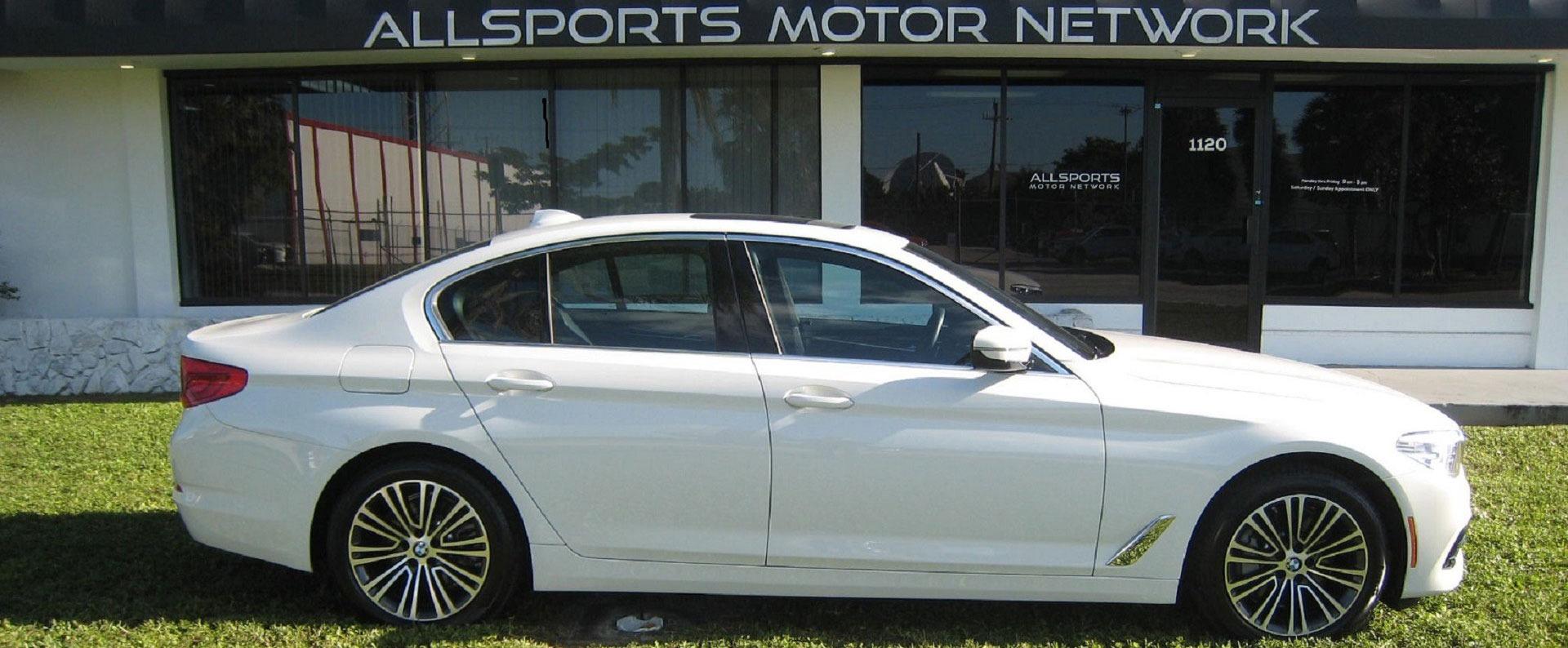 Used 2020 BMW 5 Series 530i   Miami, FL