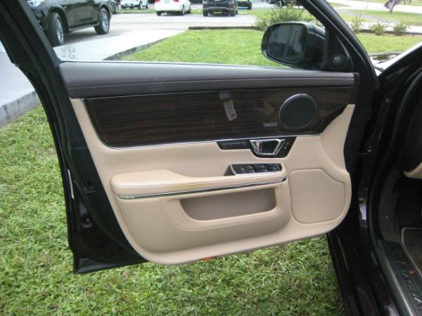 Used 2014 Jaguar XJL Portfolio | Miami, FL n13