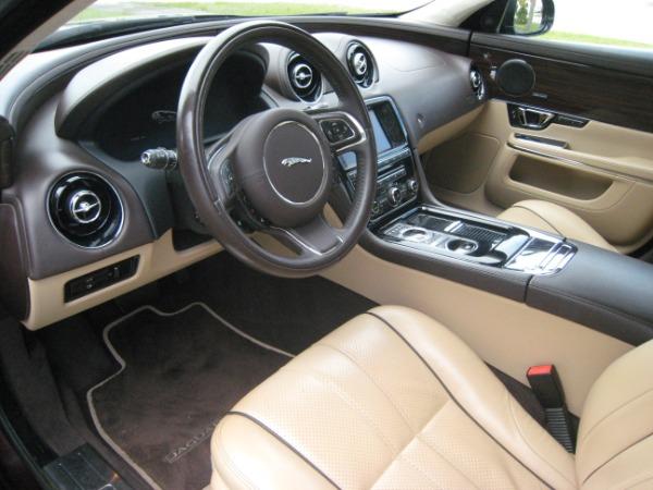 Used 2014 Jaguar XJL Portfolio | Miami, FL n15