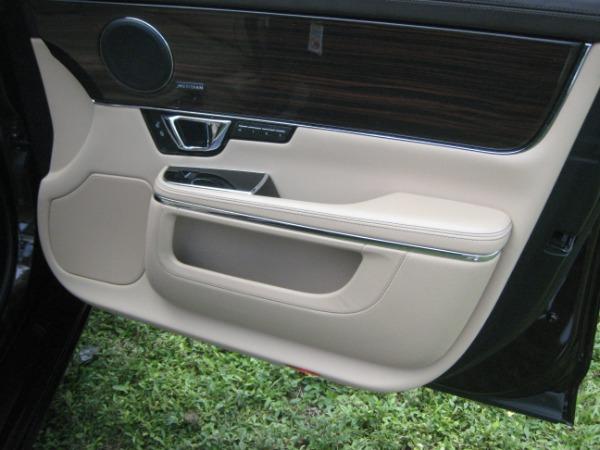 Used 2014 Jaguar XJL Portfolio | Miami, FL n19