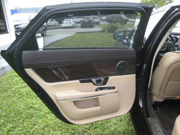 Used 2014 Jaguar XJL Portfolio | Miami, FL n24