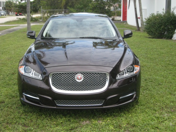 Used 2014 Jaguar XJL Portfolio | Miami, FL n3