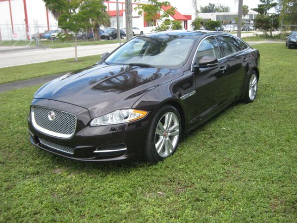 Used 2014 Jaguar XJL Portfolio | Miami, FL n4