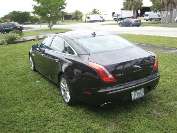 Used 2014 Jaguar XJL Portfolio | Miami, FL n5