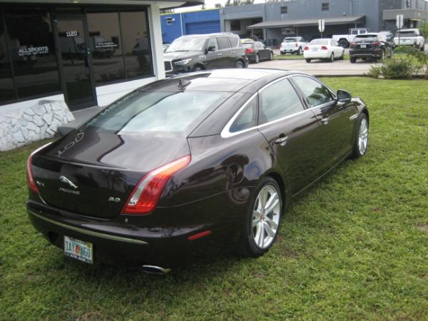 Used 2014 Jaguar XJL Portfolio | Miami, FL n6