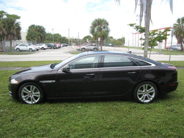 Used 2014 Jaguar XJL Portfolio | Miami, FL n8