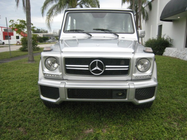 Used 2004 Mercedes-Benz G-Class G 500 | Miami, FL n10