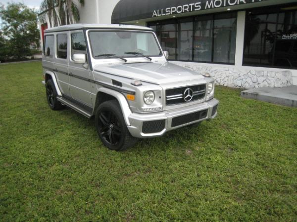 Used 2004 Mercedes-Benz G-Class G 500 | Miami, FL n13