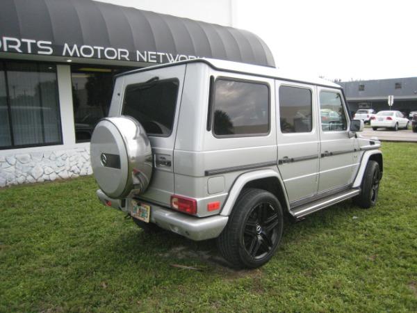 Used 2004 Mercedes-Benz G-Class G 500   Miami, FL n18