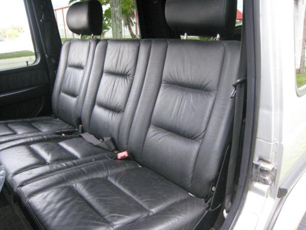 Used 2004 Mercedes-Benz G-Class G 500   Miami, FL n23