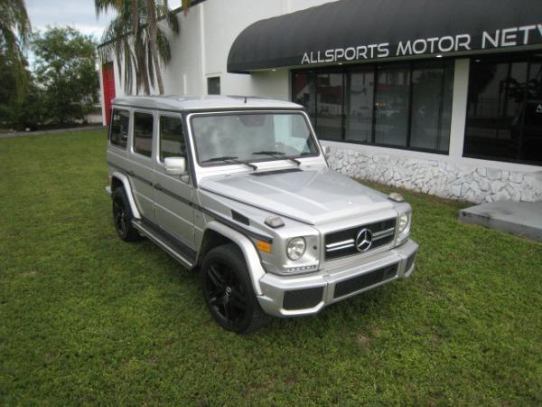 Used 2004 Mercedes-Benz G-Class G 500 | Miami, FL n3