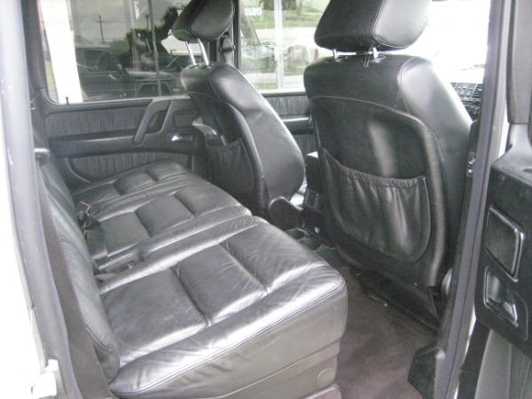 Used 2004 Mercedes-Benz G-Class G 500 | Miami, FL n30