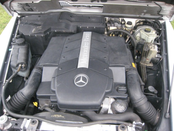 Used 2004 Mercedes-Benz G-Class G 500 | Miami, FL n39