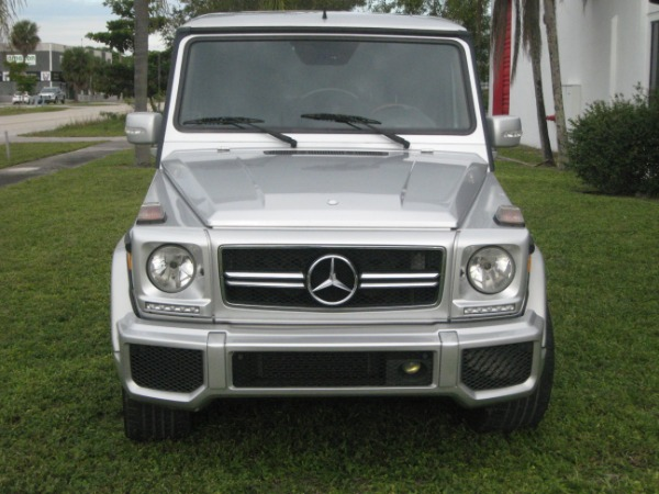 Used 2004 Mercedes-Benz G-Class G 500 | Miami, FL n4