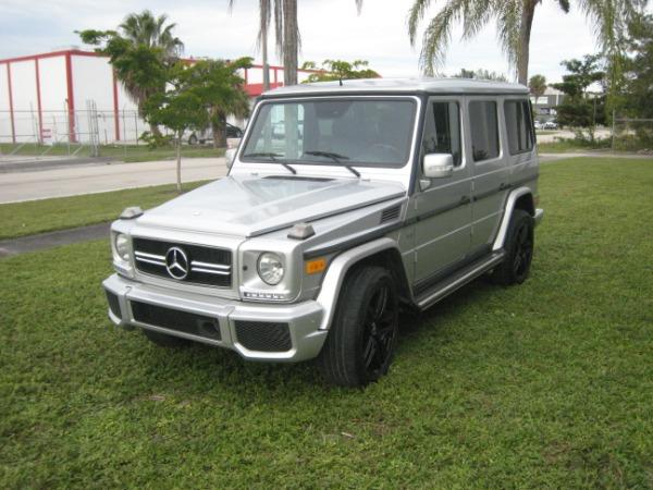 Used 2004 Mercedes-Benz G-Class G 500 | Miami, FL n5