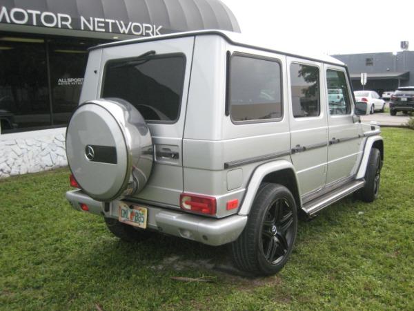 Used 2004 Mercedes-Benz G-Class G 500 | Miami, FL n8
