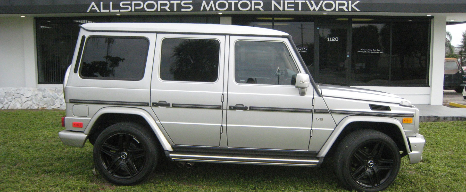 Used 2004 Mercedes-Benz G-Class G 500 | Miami, FL