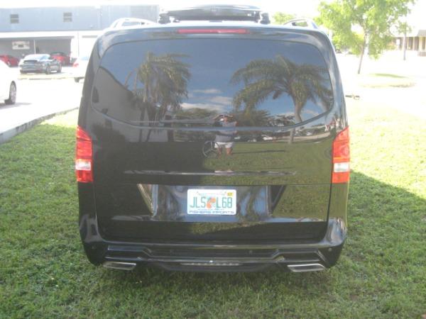 Used 2017 Mercedes-Benz Metris Custom | Miami, FL n13