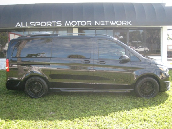 Used 2017 Mercedes-Benz Metris Custom | Miami, FL n15