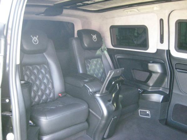 Used 2017 Mercedes-Benz Metris Custom | Miami, FL n23