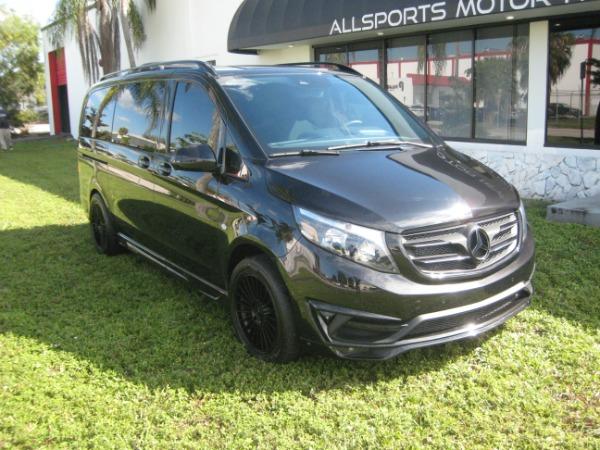Used 2017 Mercedes-Benz Metris Custom | Miami, FL n3