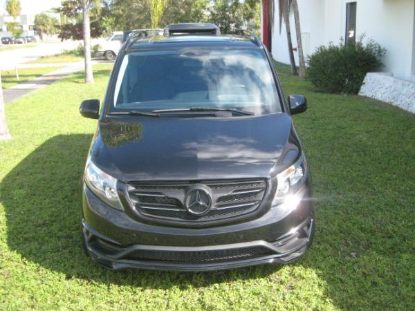 Used 2017 Mercedes-Benz Metris Custom | Miami, FL n4