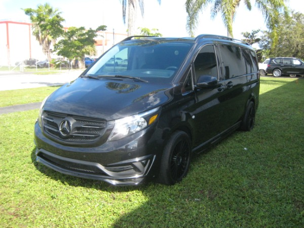 Used 2017 Mercedes-Benz Metris Custom | Miami, FL n5