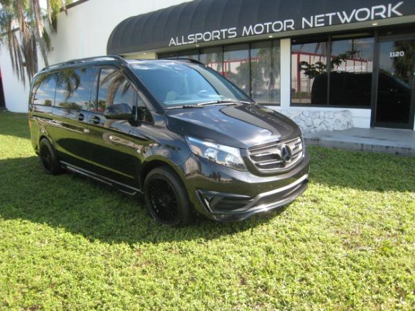 Used 2017 Mercedes-Benz Metris Custom | Miami, FL n6