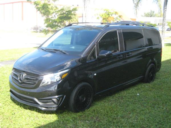 Used 2017 Mercedes-Benz Metris Custom | Miami, FL n8