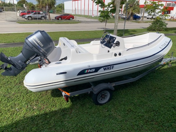 Used 2013 AB INFLATABLE NAUTILUS 15 DXL INFLATABLE | Miami, FL n10
