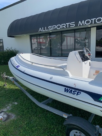 Used 2013 AB INFLATABLE NAUTILUS 15 DXL INFLATABLE | Miami, FL n29