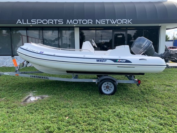 Used 2013 AB INFLATABLE NAUTILUS 15 DXL INFLATABLE | Miami, FL n3