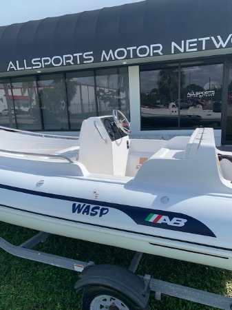 Used 2013 AB INFLATABLE NAUTILUS 15 DXL INFLATABLE | Miami, FL n30