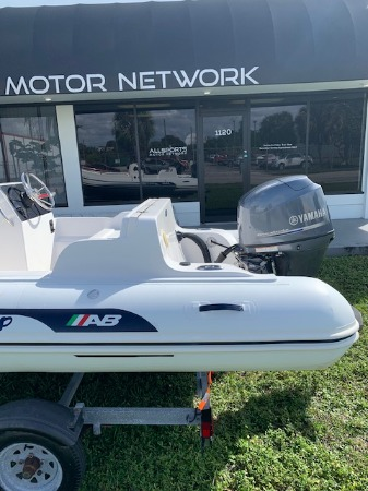 Used 2013 AB INFLATABLE NAUTILUS 15 DXL INFLATABLE | Miami, FL n31