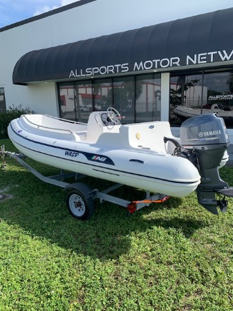 Used 2013 AB INFLATABLE NAUTILUS 15 DXL INFLATABLE | Miami, FL n32