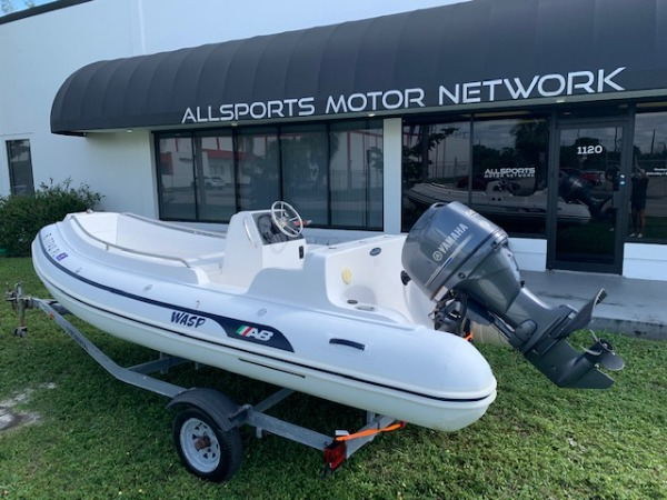 Used 2013 AB INFLATABLE NAUTILUS 15 DXL INFLATABLE | Miami, FL n4